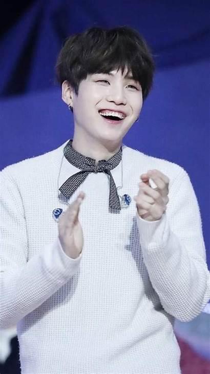 Yoongi Smile Wallpapers Bts Please