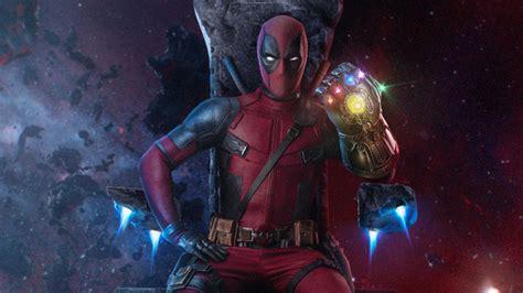 deadpool  infinity gauntlet hd superheroes