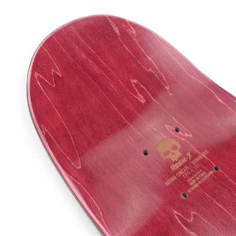 Zero Decks 775 by Zero Skateboards Single Skull 7 75 Quot Deck Black