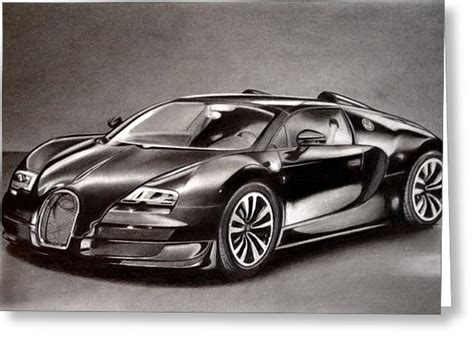 Take a look at how the relevant points that dictate the car's proportions (where the windshield starts, where the a pillar starts, where both meet, where the trunk starts and ends, etc) are placed relative to the wheels drawn at the beginning. Bugatti Veyron Drawing at GetDrawings | Free download