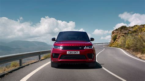Rover Range Rover Sport 4k Wallpapers by 2017 Range Rover Sport Autobiography 4k Wallpaper Hd Car