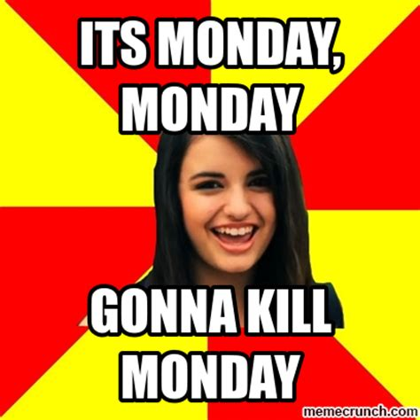 It S Monday Meme - its monday monday