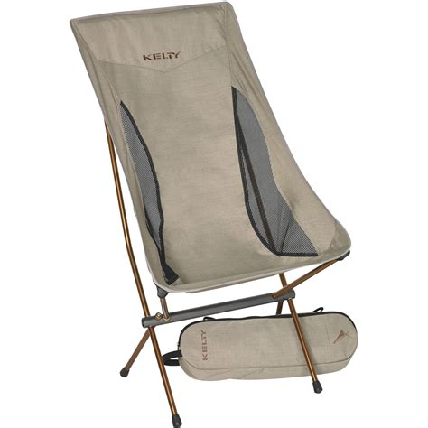 Kelty Versatile C Chair by Kelty Linger High Back Chair Tundra 61510616tun B H Photo