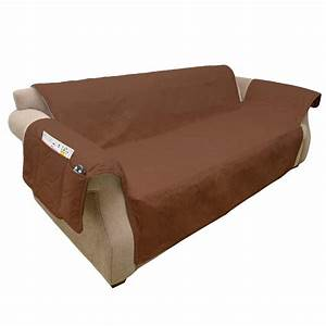petmaker non slip brown waterproof sofa slipcover m320127 With waterproof sectional sofa covers