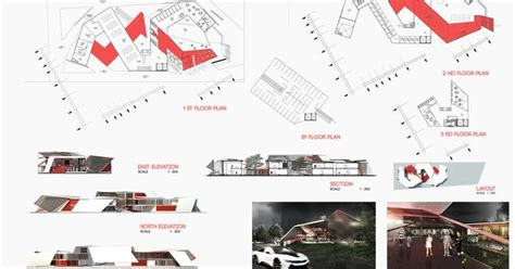 community mall design project in faculty of architecture kmitl thailand architecture for the