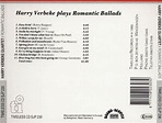 Plays Romantic Ballads - Harry Verbeke | Songs, Reviews ...