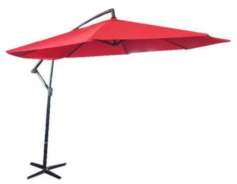 henryka 10 cantilever umbrella red walmart ca