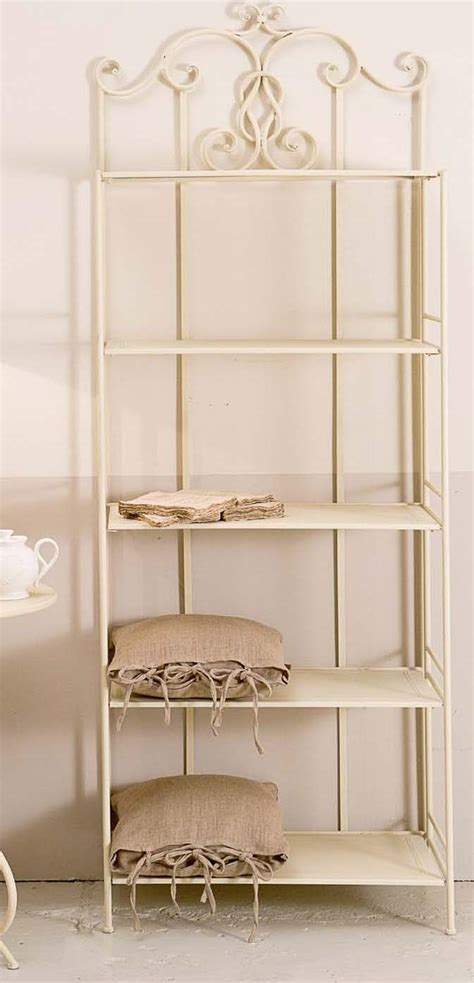 Etagere Ferro by Etagere In Ferro Larga Etnico Outlet Mobili