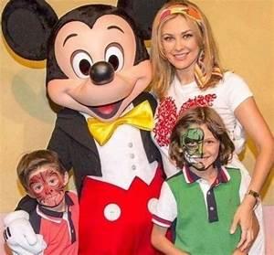 Los momentos navideños de Aracely Arámbula y sus hijos ...