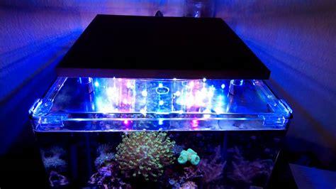 led aquarium beleuchtung bausatz von fischfutter