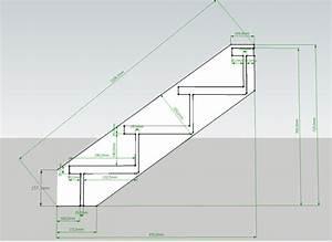 Fabriquer Son Escalier : cr er un petit escalier en bois de 3 marches ~ Premium-room.com Idées de Décoration