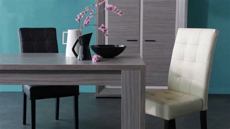 chaise salle a manger blanche beautiful table a manger blanche but ideas amazing house
