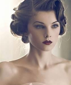 Great Gatsby makeup style 006   Beauty Board (Hair ...