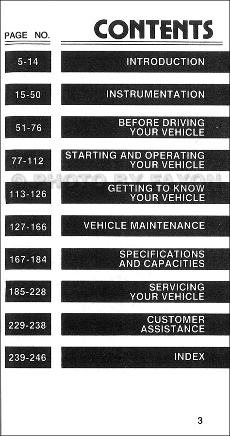 ford medium duty truck owners manual original