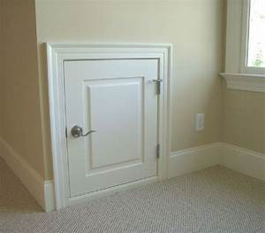 17 best images about crawl space door on pinterest attic With attic entry door