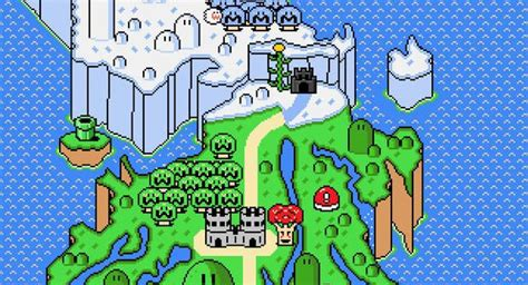 How Game Of Thrones And Super Mario World Would Look Combined
