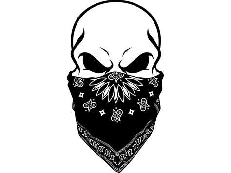 gangster crane  gun shoot thug combat tuer bandana masque
