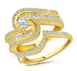 model cincin diamond gold diamond jewellery