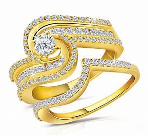 Best Gold Jewellery Ring Design Ideas - Gold Design