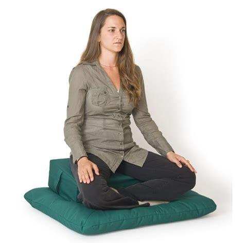 cusion floor gomden standard meditation cushion