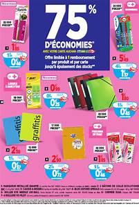 Carte De Fidelité Auchan Fr Activer : 75 de remise sur les fournitures scolaires chez auchan ~ Dailycaller-alerts.com Idées de Décoration