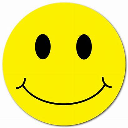 Stickers Smiley Face Yellow Circle Sticker Labels