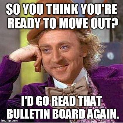 Moving Out Meme - moving out meme resident advisor pinterest