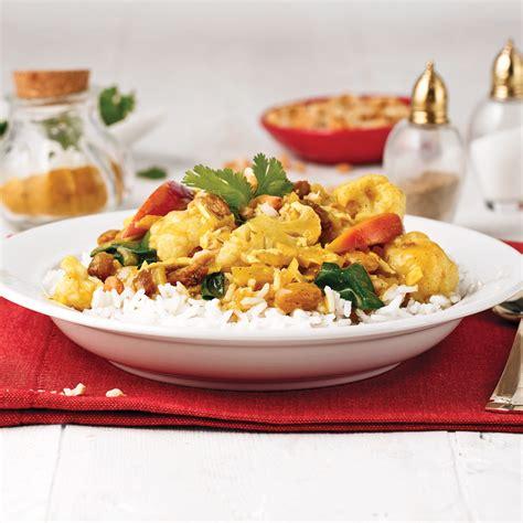 cuisine chou fleur cari au chou fleur recettes cuisine et nutrition