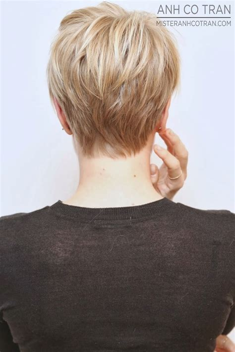 Back View Of Pixie Hairstyles by Back View Of Pixie Hairstyles Fade Haircut