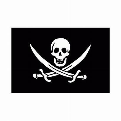 Pirate Drapeau Schwert Jasmijn Drapeaux Piratenflagge Rondvaart