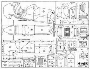 Pedal Car Blueprints Plans