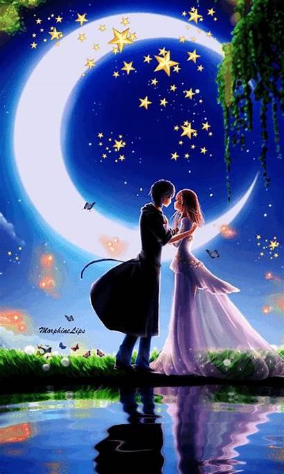 Romantic Couple Gifs Desktop Google Anime Wallpapers