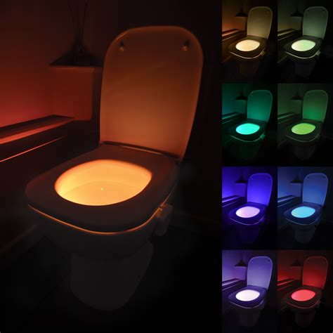 Toilet Light by Led Motion Activated Toilet Bowl Light Grimsby