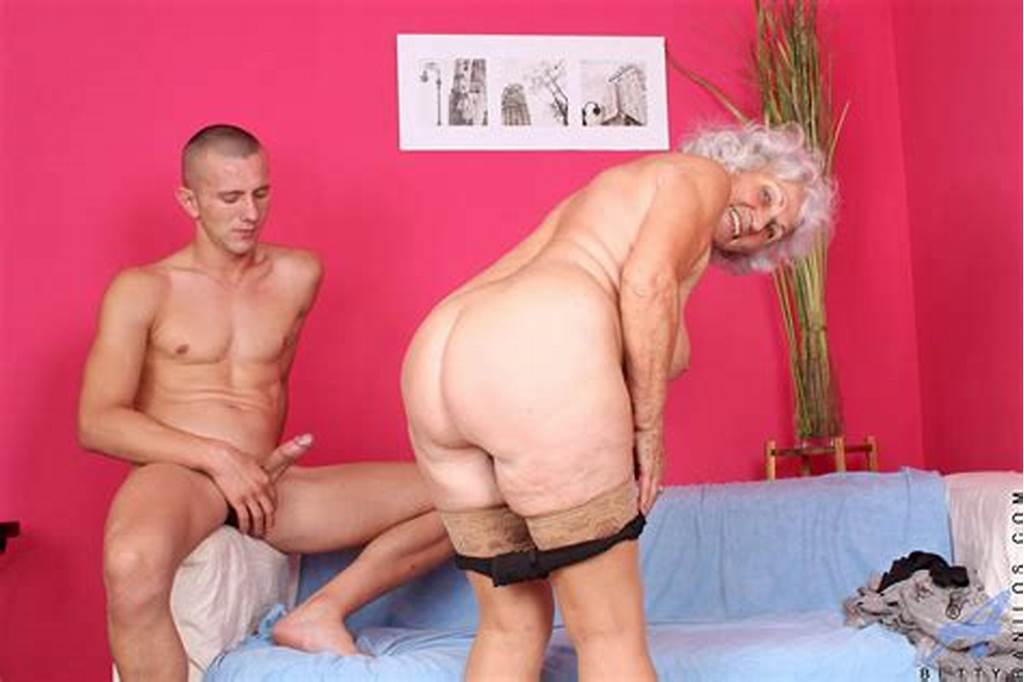 #Classy #Anilos #Granny #Betty #Gets #What #She #Wants #As #A #Horny