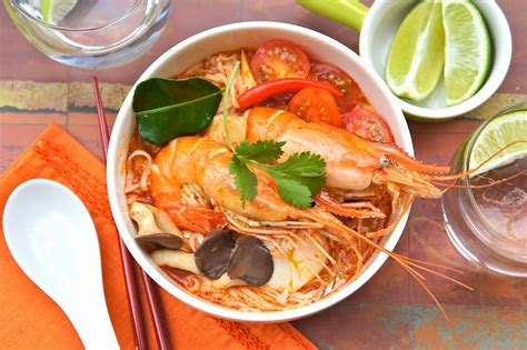 galangal cuisine seasaltwithfood tom yum soup noodles with coconut