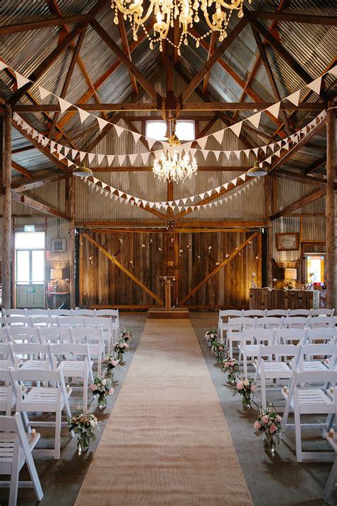 Kathleen & Dan's Diy Barn Wedding Noubam