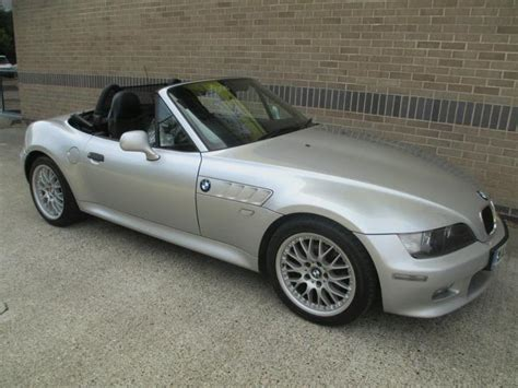 Used Bmw Z3 2002 Petrol 2.2 Sport 2dr Convertible Silver