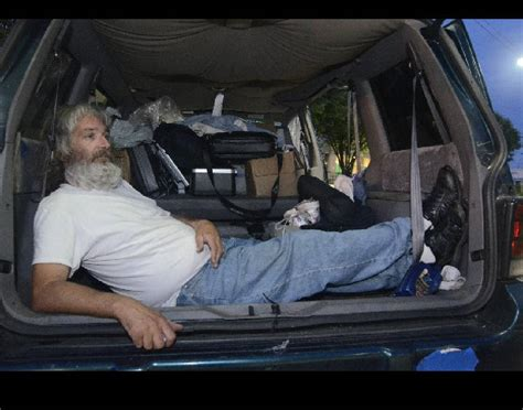 car  call home surprising number  homeless
