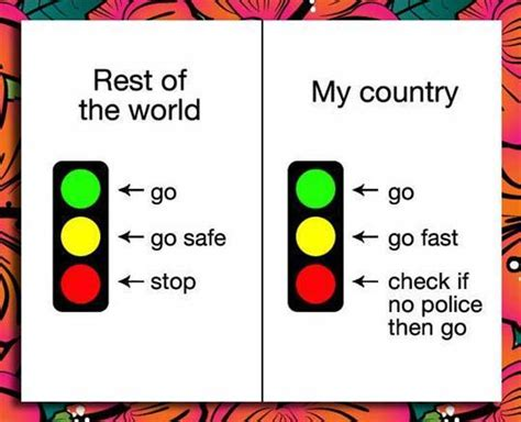 In Light Of Definition by Meaning Of Traffic Light In Nigeria And Rest Of The World