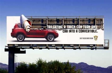 shocking billboard ads