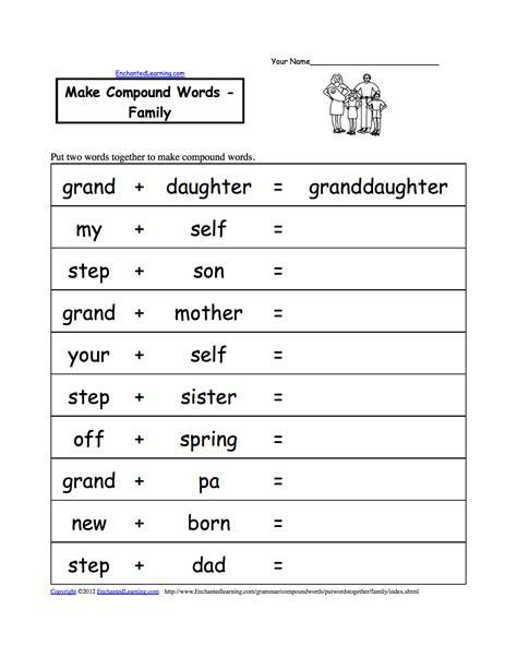 family worksheets  italian family worksheet