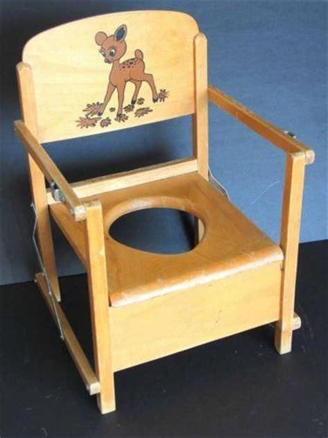 vintage potty chair images  pinterest potty