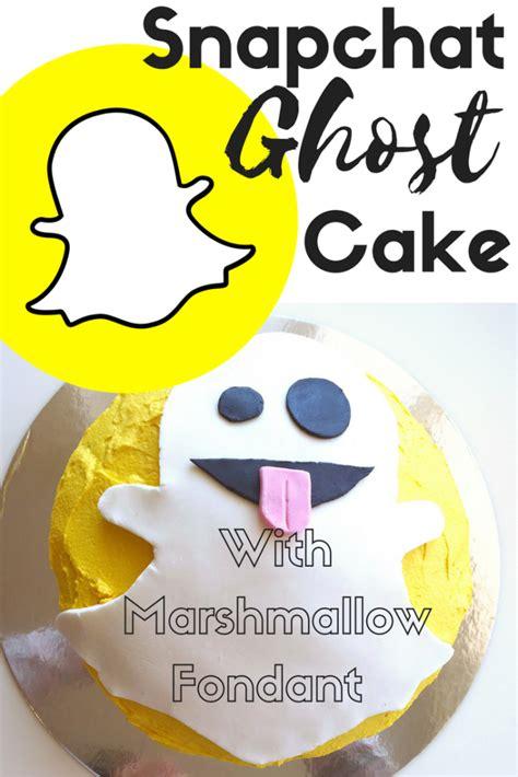snapchat ghost cake house adon