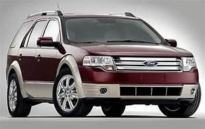 Used 2008 Ford Taurus X Wagon Review