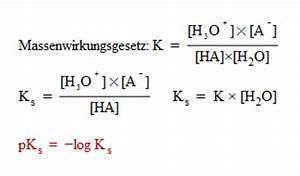 Gleichgewichtskonstante Berechnen : berechnen und messen des ph werts chemiewiki ~ Themetempest.com Abrechnung