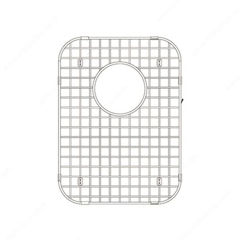 blanco sink grid dishwasher safe blanco sink grid richelieu hardware