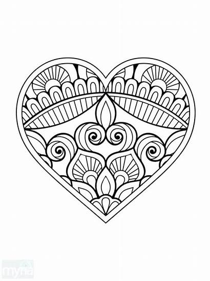 Coloring Pages Simple Adult Butterfly Colorings Printable