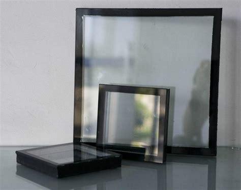Double glass photo frame