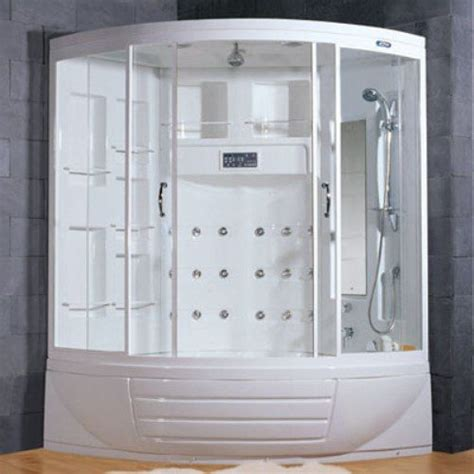Tub And Shower Units by Ameristeam P216 Steam Shower Unit Power On Button