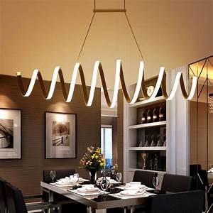 aliexpresscom buy minimalism modern led pendant lights With luminaire suspension salle a manger pour deco cuisine